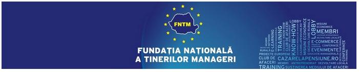 """[""""Fundația Națională a Tinerilor Manageri""""]"""